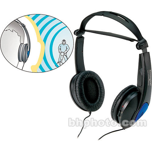 Kensington Noise Canceling Stereo Headphones