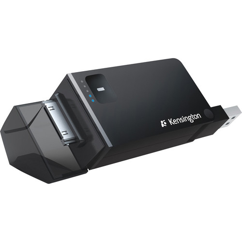 Kensington Travel Battery Pack and Charger
