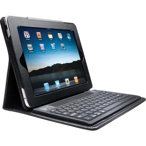 Kensington KeyFolio Bluetooth Keyboard Case for iPad, iPad 2 & new iPad