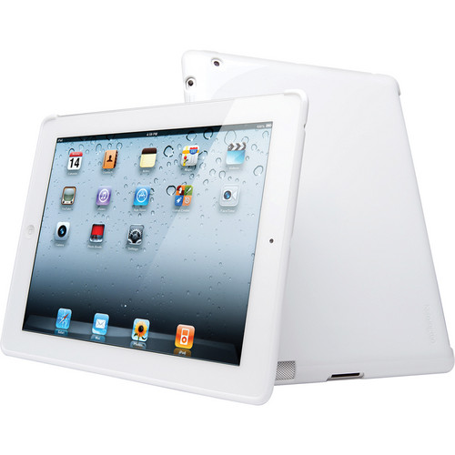 Kensington Protective Back Cover for iPad 2nd, 3rd, and 4th Generation (White)