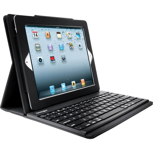 Kensington KeyFolio Pro Performance Keyboard Case for iPad 2nd, 3rd, and 4th Generation (Black)