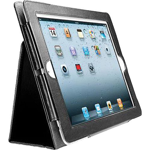 Kensington Folio Case for iPad 2nd, 3rd, and 4th Generation (Black)