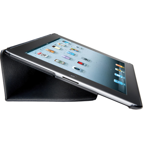 Kensington K39583US Protective Cover and Stand (Black)