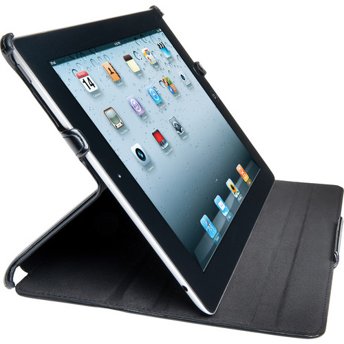 Kensington Protective Folio and Stand (Black)