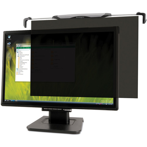 "Kensington Snap2 Privacy Screen for 22"" Widescreen Monitors"