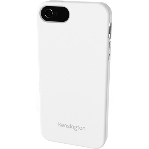 Kensington Soft Case for the iPhone 5 (White)