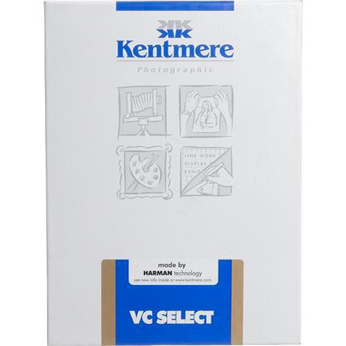 "Kentmere 6003177 VC Select B&W Fine Luster Photo Paper 42"" x 30' Roll"