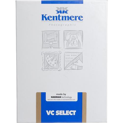 "Kentmere 6008035 VC Select B&W  Fine Luster Photo Paper 6"" x 500' Roll"