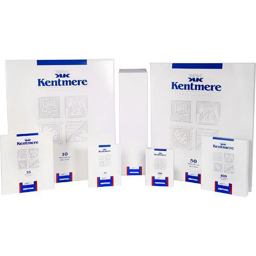 "Kentmere Kenthene Photographic Paper (8 x 10"", 25 Sheets)"