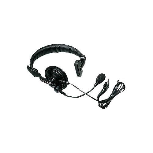 Kenwood KHS-7 Earmuff Headset, Boom Microphone
