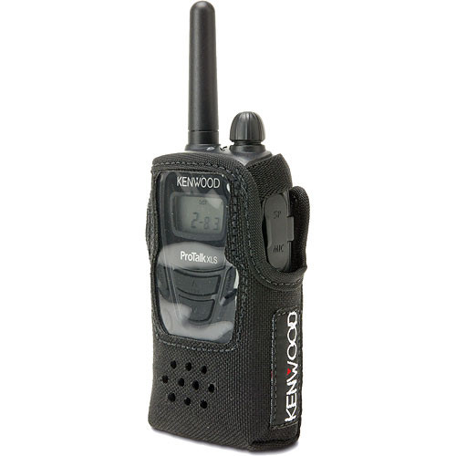 Kenwood KLH-150 Nylon Case (Black)