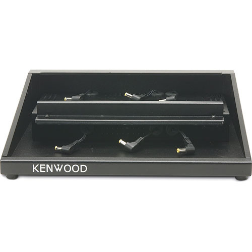 Kenwood KMB-27 Multi Unit Charger Adapter for KSC- 28 and 37 (Black)