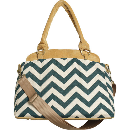 Ketti Handbags Fashion Camera Bag - Chevron