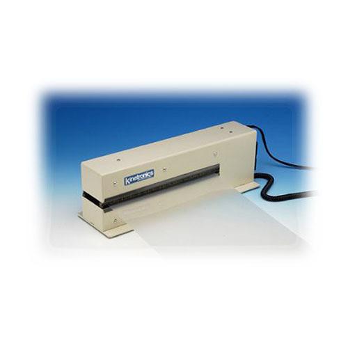 Kinetronics KSE-250i Wide Format Anti-Static Film Cleaning Machine