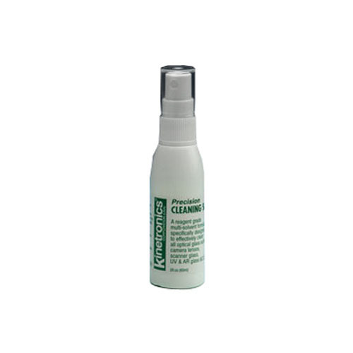 Kinetronics Precision Lens Cleaning Solution - 2 oz (24 Pk)
