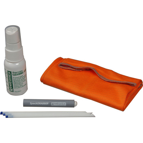 Kinetronics SpeckGrabber Pro Cleaning Kit