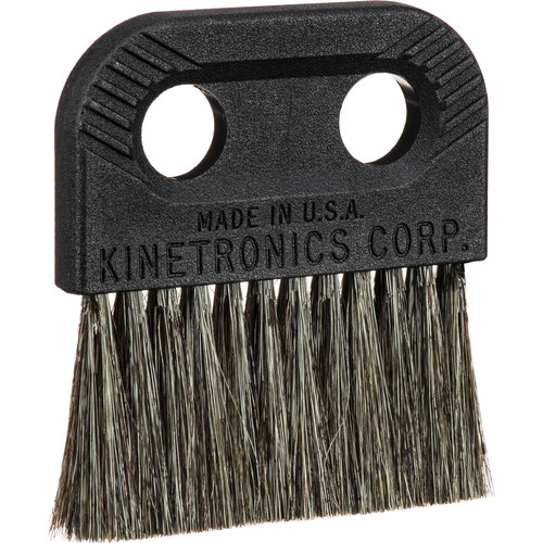 "Kinetronics Model 60 2.5"" StaticWisk Brush for Cleaning Lenses"
