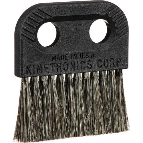 """Kinetronics Model 60 2.5"""" StaticWisk Brush for Cleaning Lenses"""