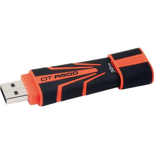 Kingston 32GB Data Traveler R500 USB 2.0 Flash Drive