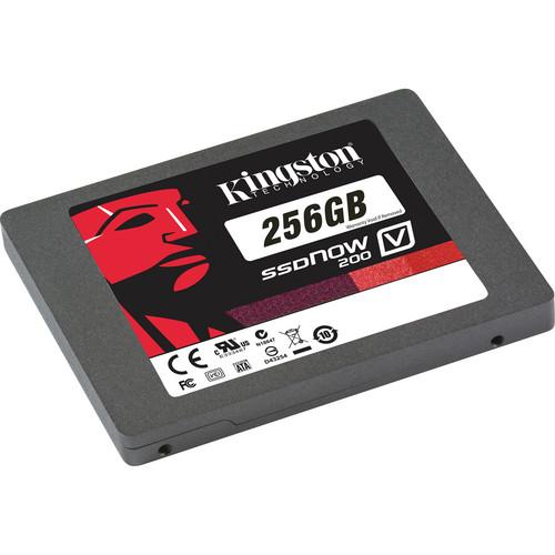 Kingston 256GB SSDNow V200 Drive