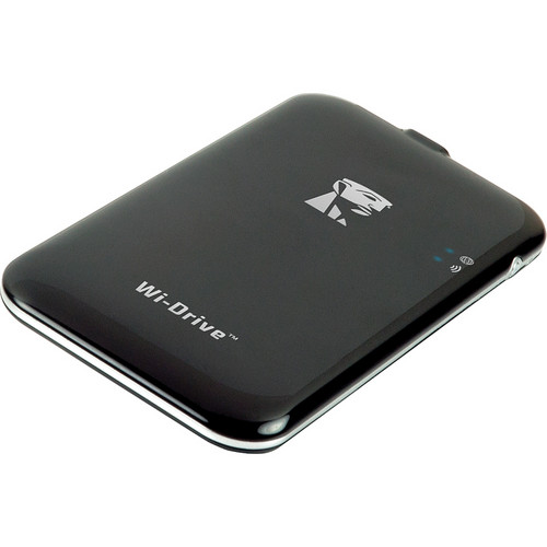 Kingston 128GB Wi-Drive External Portable Hard Drive