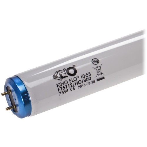 Kino Flo 4' Kino 800ma KF55 True Match Fluorescent Lamp (6 Lamps)