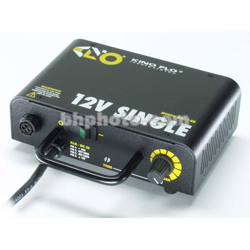 Kino Flo Single 12 Volt Ballast with 4-Pin XLR Connector