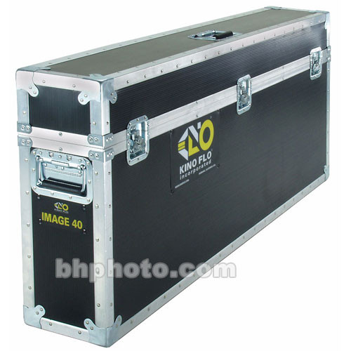 Kino Flo Shipping Case for 1- Image 40, 45 Fixture