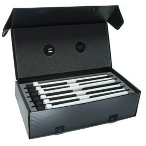 Kino Flo Six Lamp Carry Case for Barfly 100, 200
