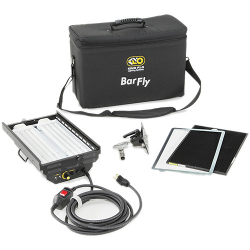 Kino Flo BarFly 200D System with Soft Case (100-240V AC)