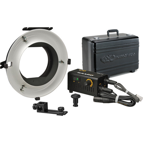 Kino Flo Kamio 6 Basic On-Camera, 2-Stage Kit (12-24VDC)