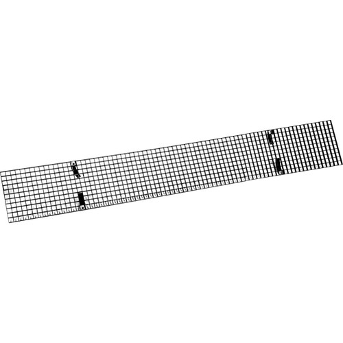 Kino Flo Eggcrate Louver for 4' Double Fixture - Black