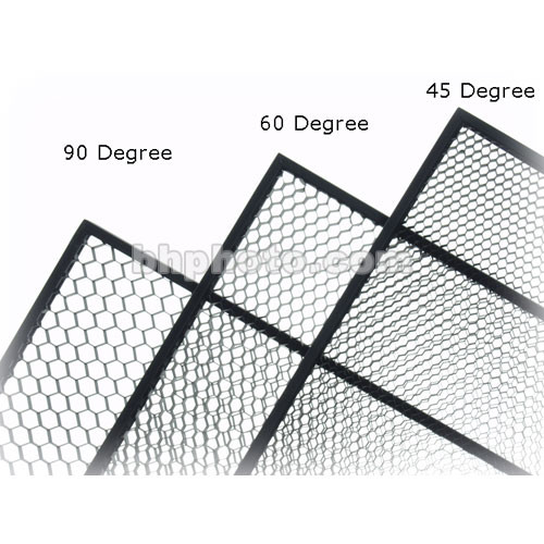 Kino Flo Honeycomb Louver for Para, VistaBeam 300 - 45 Degrees