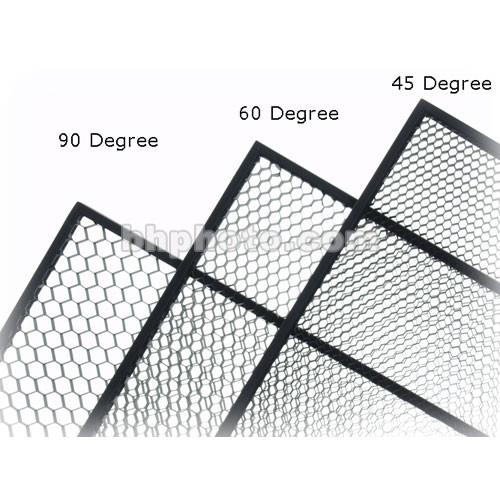 Kino Flo Honeycomb Louver for VistaBeam 600 - 60 Degrees
