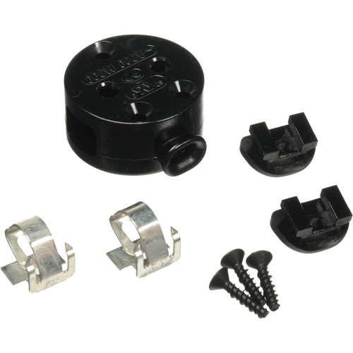 Kino Flo Locking Lamp Connector Assembly 600V (1 Per Package)