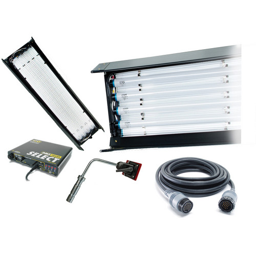 Kino Flo Mega 4Bank DMX 6' System (120VAC)