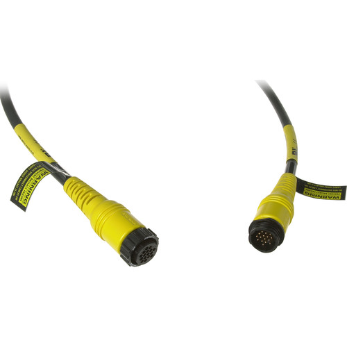 Kino Flo Extension Cable for 4-Bank Fixture - 12'