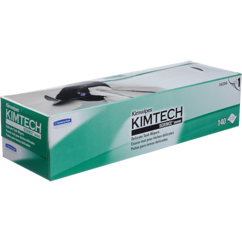 """Kimwipes - 15x17""""(140 Sheets per Box)"""