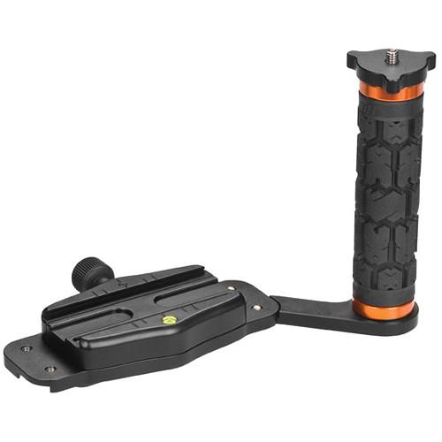 Kirk AG-2L Left Handle Action Grip for DSLR Cameras