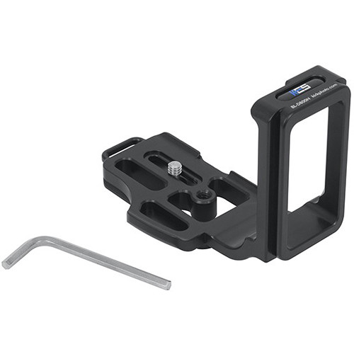 Kirk BL-D800 L-Bracket for Nikon D800, D800E and D810