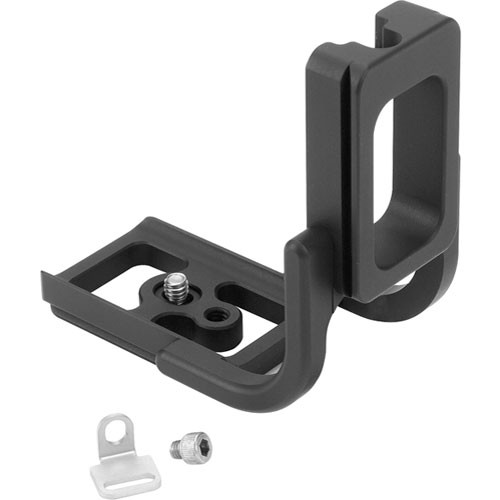 Kirk BL-N80G Compact L-Bracket for Nikon N80 with MB-16  Camera