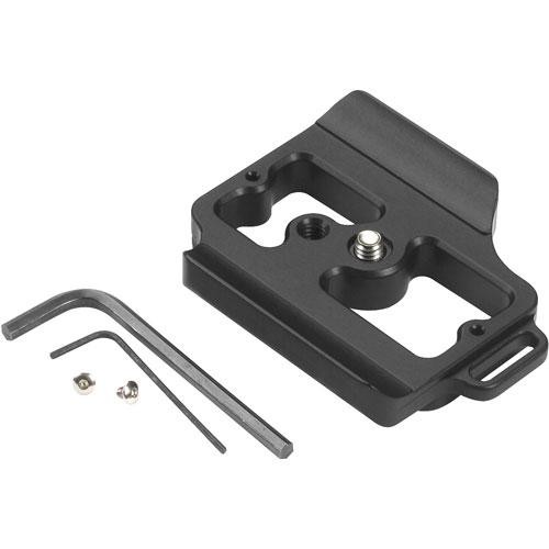 Kirk PZ-121 Arca-Type Compact Quick Release Plate for Nikon D3 & D3x