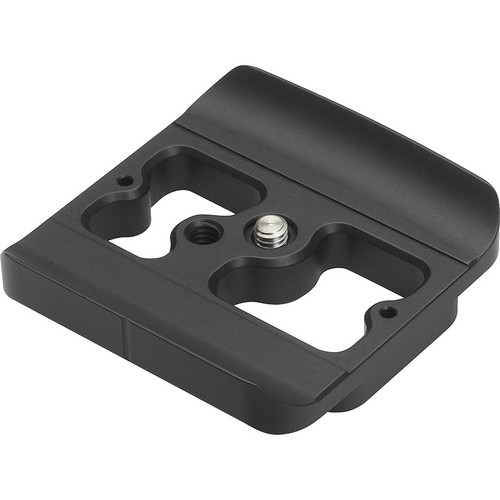 Kirk PZ-142 Arca-Type Quick Release Plate for Canon 60D with BG-E9 Grip