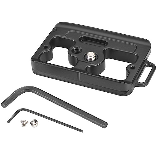 Kirk PZ-148 Arca-Type Compact Quick Release Plate for Canon EOS 5D Mark III, 5DS and 5DS R
