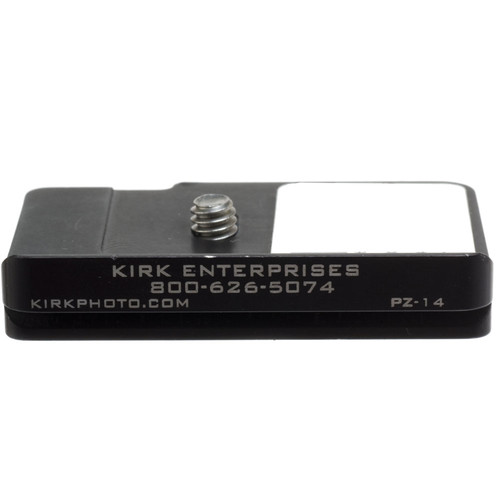 Kirk PZ-14 Quick-Release Plate for Nikon N90/N90s with MB-10 Battery Pack