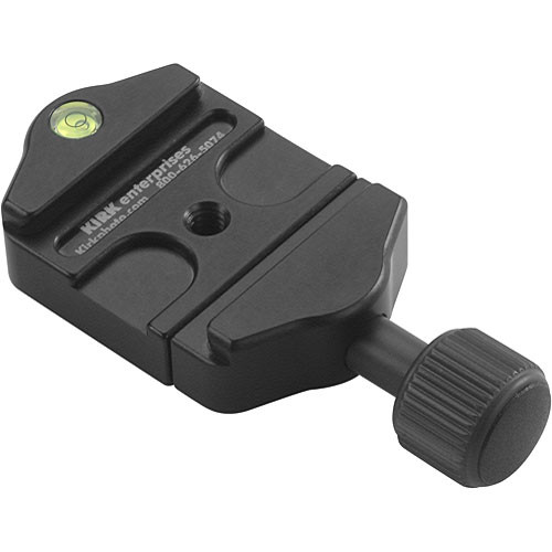 """Kirk QRC-1.75 Quick Release Clamp for Arca-Type Plates - 1.75"""" Base"""