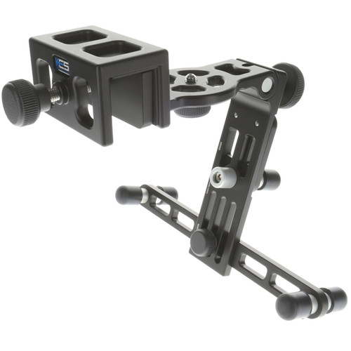 Kirk WM-2 Multi-Purpose Window Mount for Tripod Head (Requires Head)