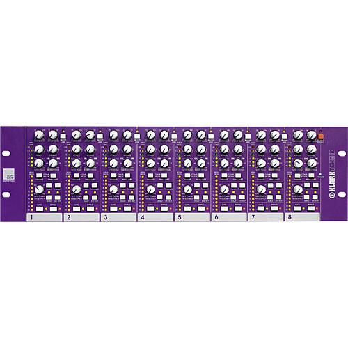 Klark Teknik Square ONE Dynamics 8-Channel Dynamics Processor