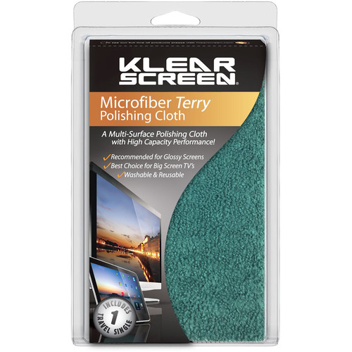 Klear Screen Model KS-MKK, Micro-Fiber Polishing Cloth