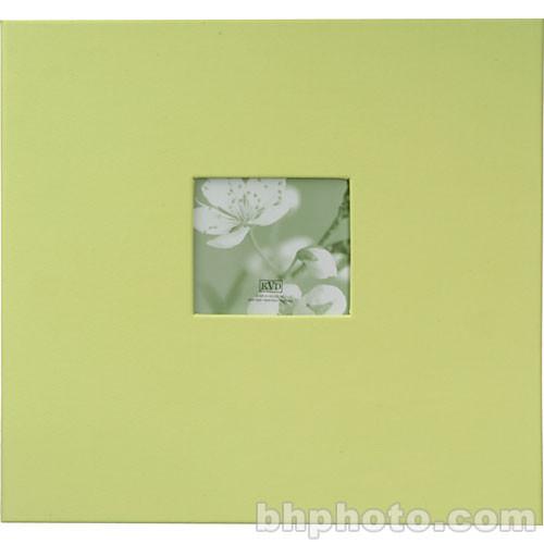 Kleer Vu Fabric Scrapbook (Aqua)